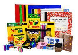 2021-2022 School Supply List for Elementary /Lista de Utiles Para Escuelas Primaria Thumbnail Image