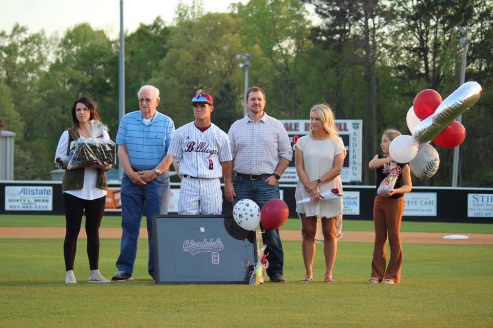 Baseball Senior Night 2