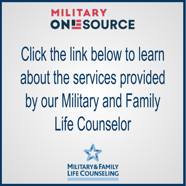 Military & Family Life Counseling Featured Photo