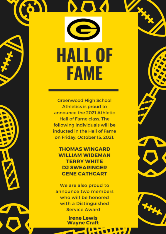 GHS Announces 2021 Athletic Hall of Fame Class Featured Photo