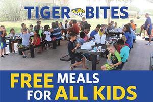 Tiger Bites Free Meals