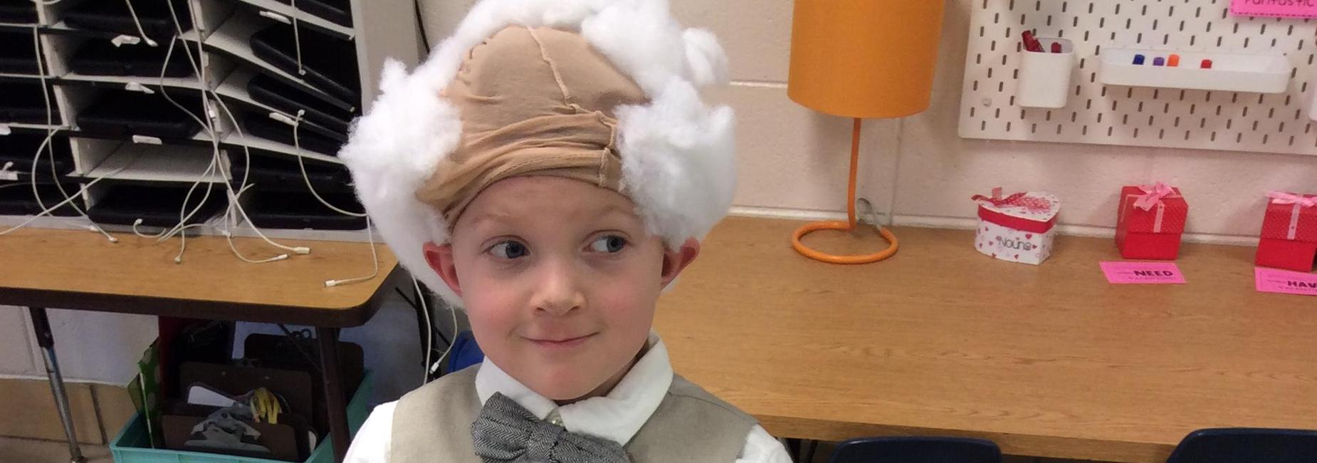 first grade museum day