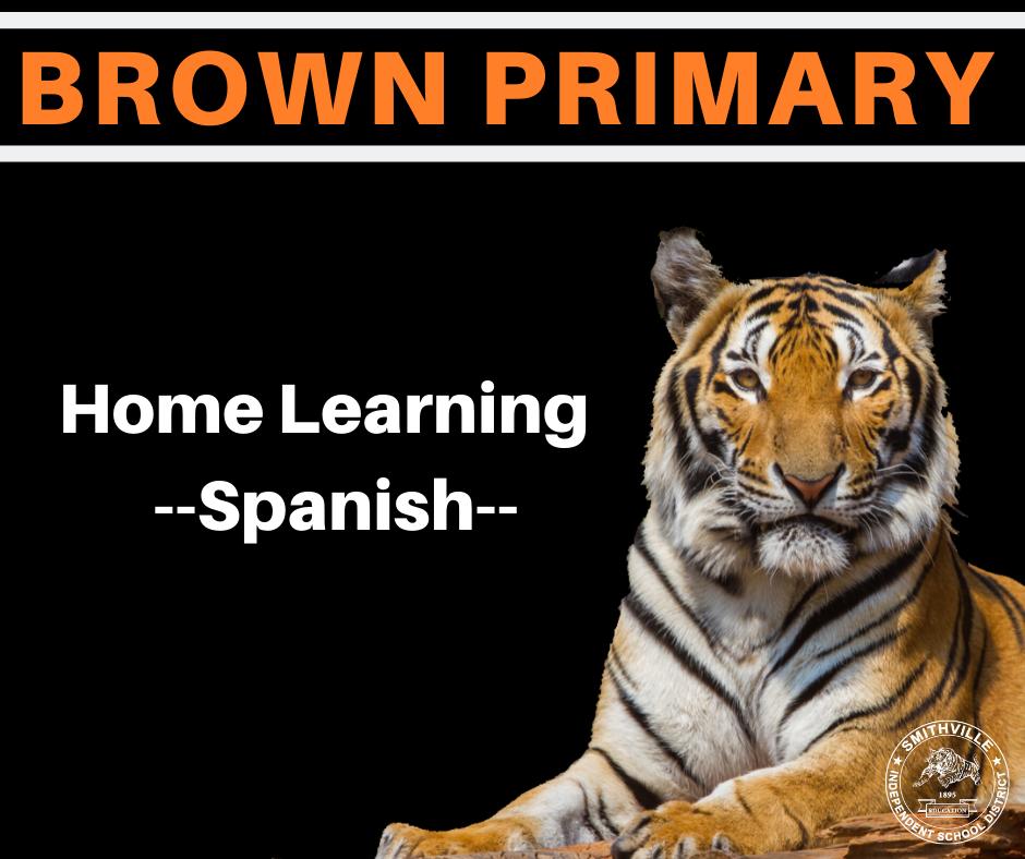 BP Home Learning Spanish