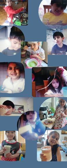 Modelo Educativo: ¡Cocina molecular en Preescolar! Featured Photo