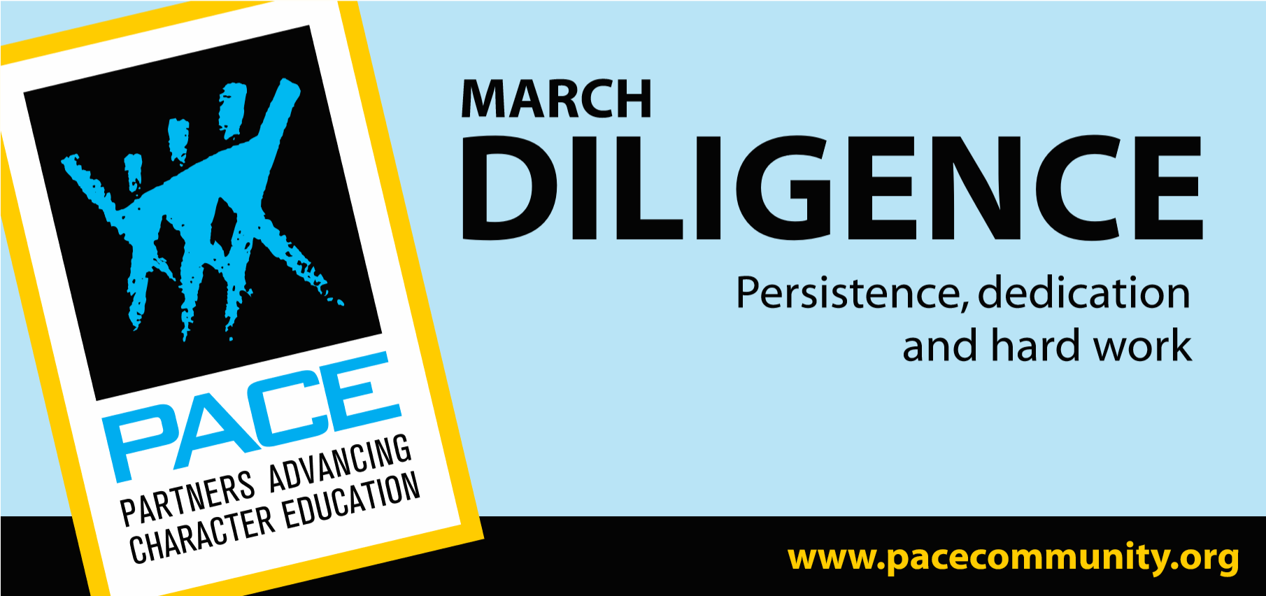 PACE March Diligence