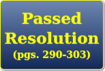 Passed Resolution