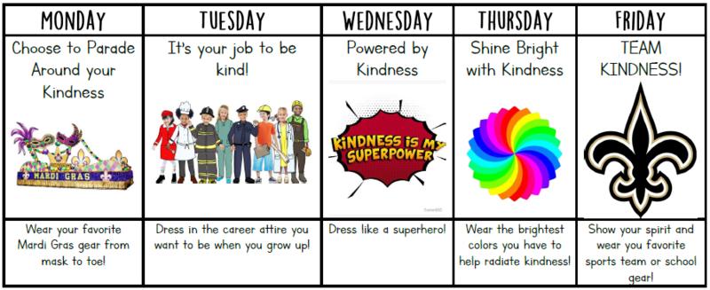 GKC Spirit Week Thumbnail Image