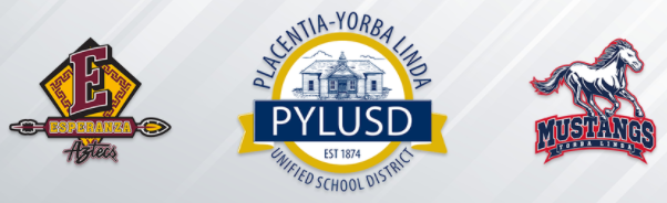 District and school logos
