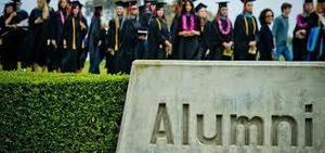 Image of Alumni Graduation