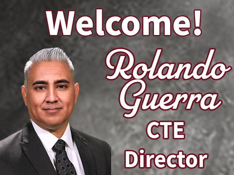 Rolando Guerra, CTE Director
