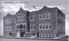 Historic picture of Mount Carmel Academy