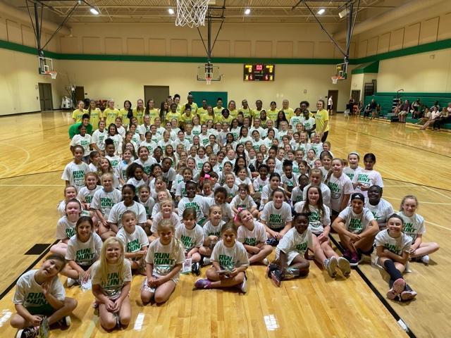 Buford Girls Basketball Camp