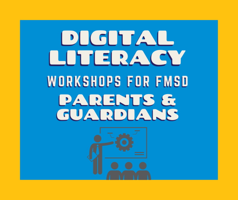 Digital Literacy for Parents and Guardians
