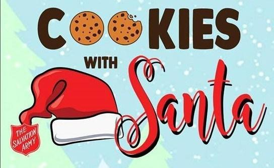 Cookies with Santa December 19th Featured Photo