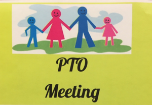PTO Meeting Banner