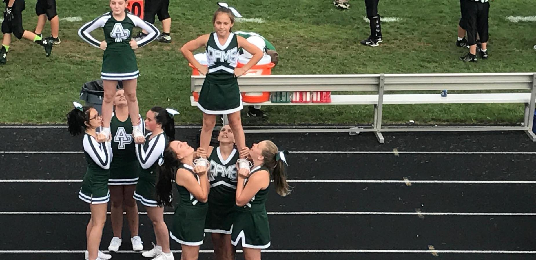 Middle School Cheer
