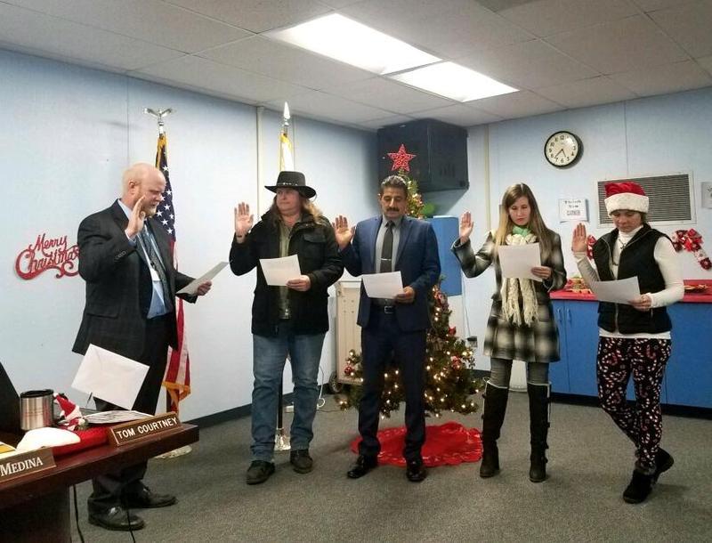 Chelsea LaGrange Sworn In As New Board Member Featured Photo