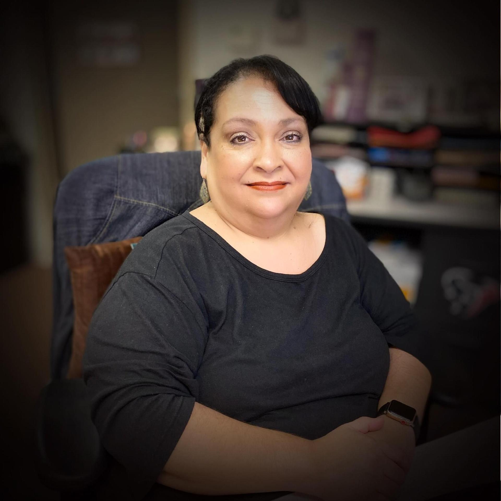 Secretary, Julia Gonzales