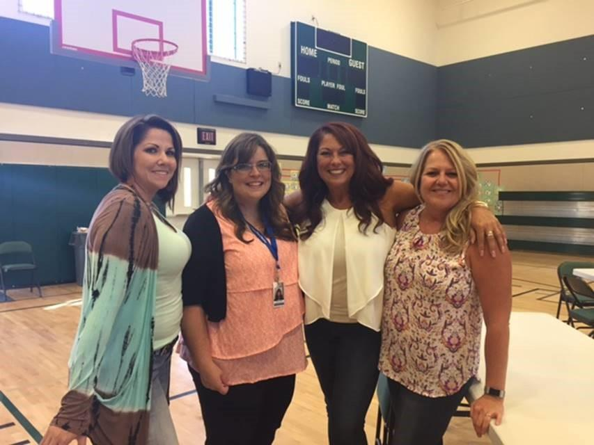 Personnel Services Team, 8.11.2017, CCOE Annual Back-to-School Training
