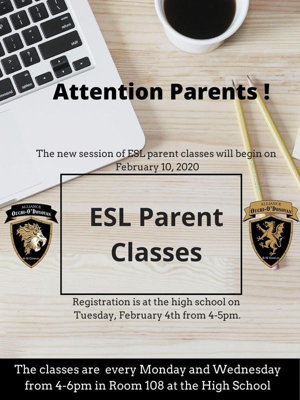 ESL Parent Classes Thumbnail Image