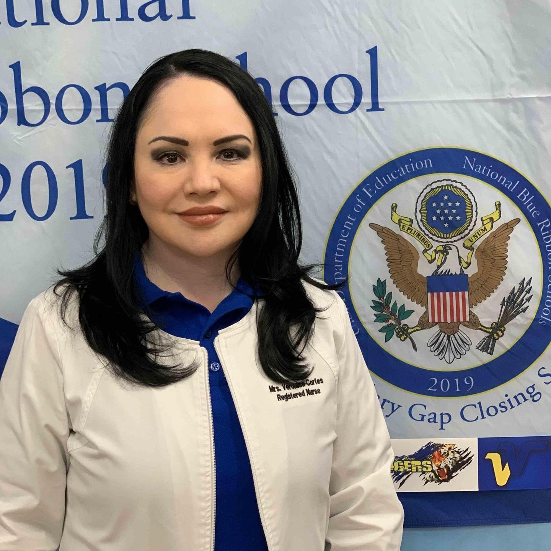 Veronica Cortes-Llamas's Profile Photo