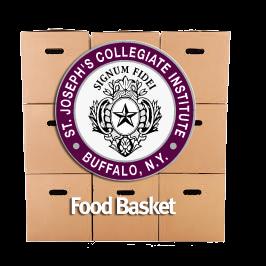 food basket logo