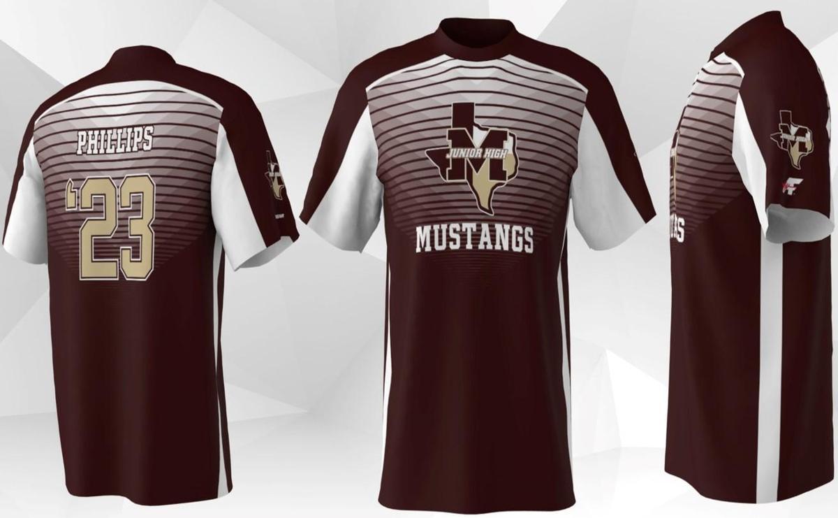 Mustangs Sport Shirt