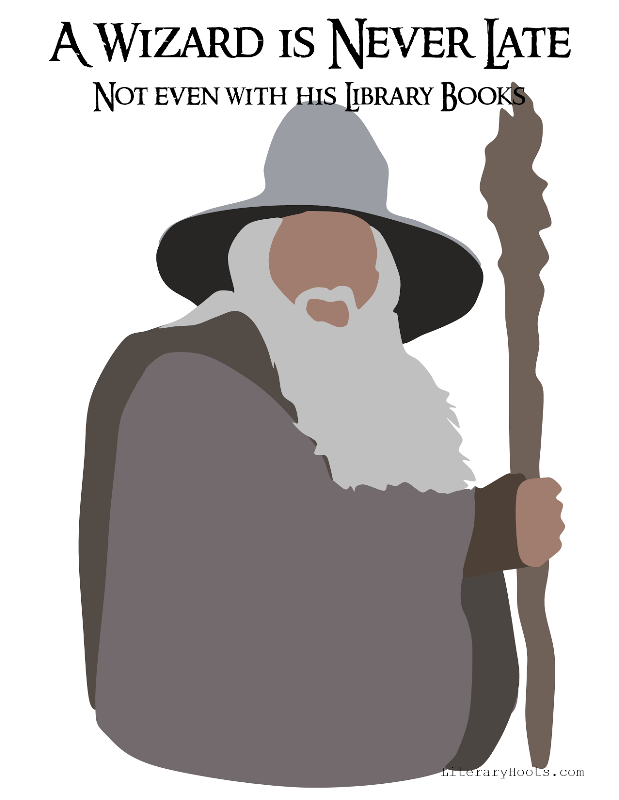 Gandolf Book return