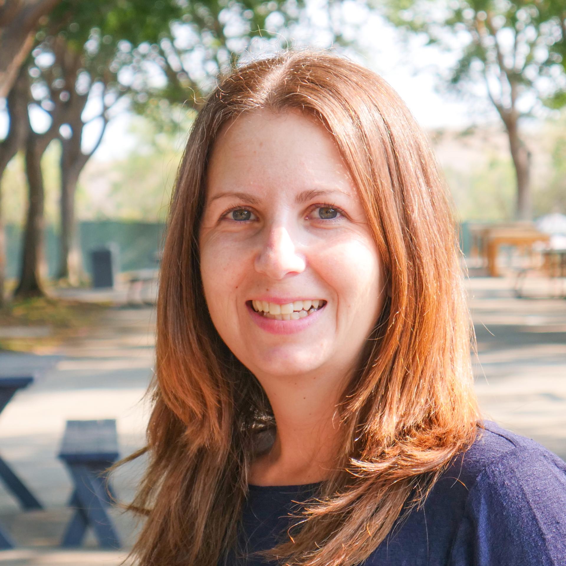 Jen Hoffman, Advancement Associate