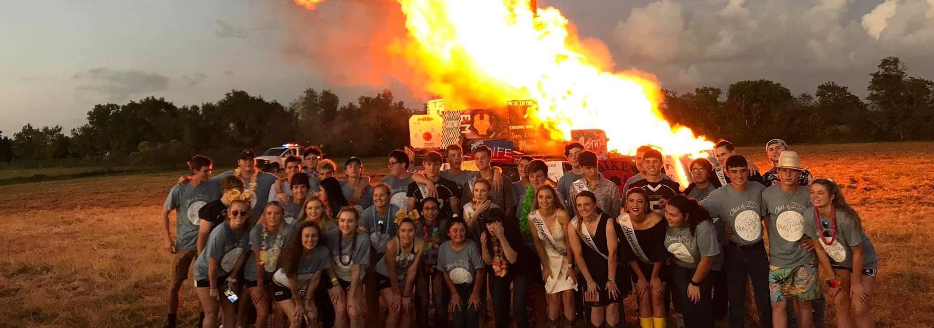 DHS Seniors Bonfire 2019
