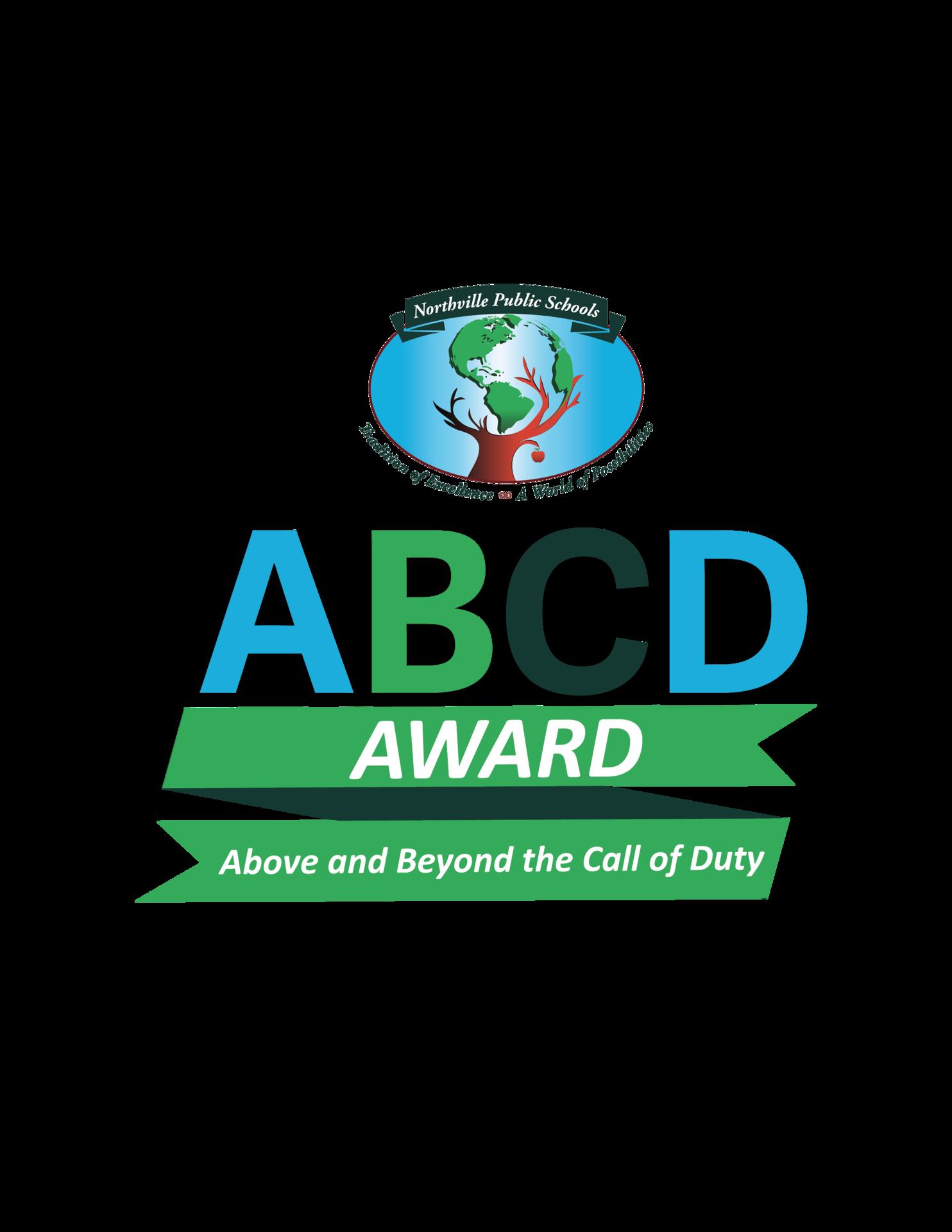 ABCD Award Logo