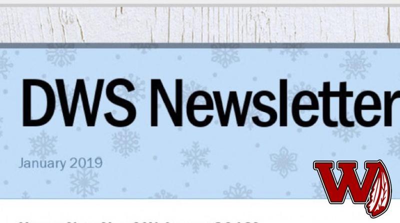 DWS January Newsletter