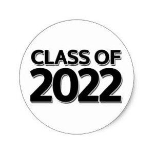 Class of 2022 Sign