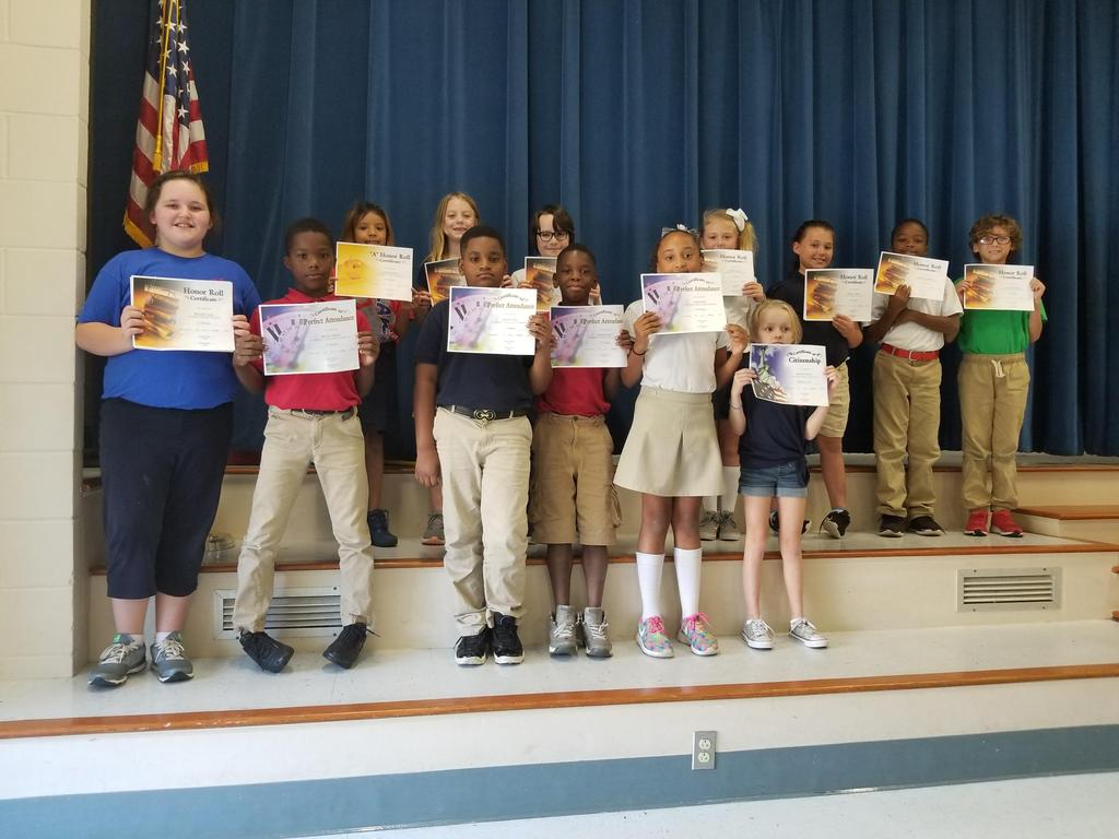 4th Grade - 1st Term