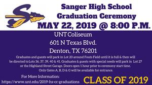 Class of 2019 Graduation Ceremony