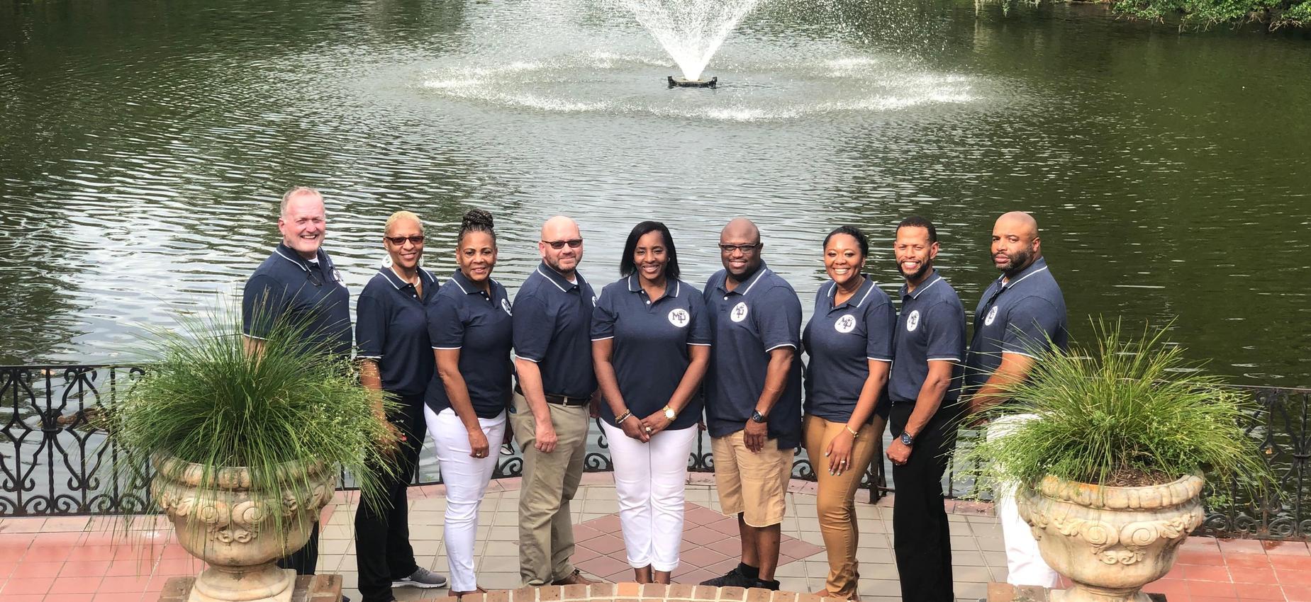 administrators group shot