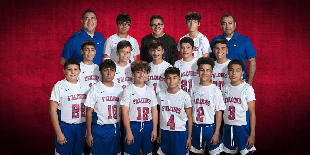 Boys A Team Basketball