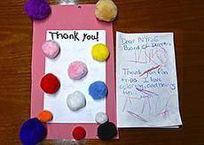 Camp Wanaqua Thank You Cards