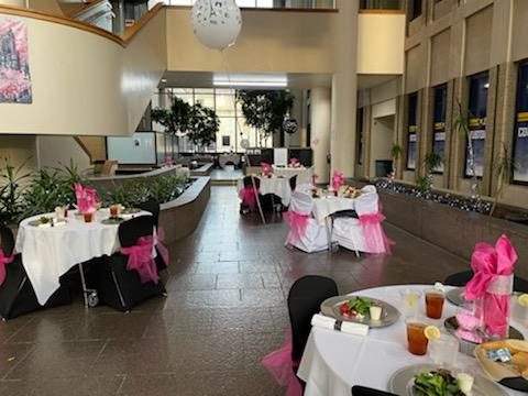 CPA's Seated Dinner Service at Prom