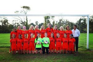 Trinity Hall 2018 Varsity Soccer Team