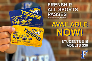 All Sports Pass Frenship ISD