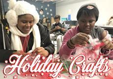 Recreational Activities: Holiday Crafts