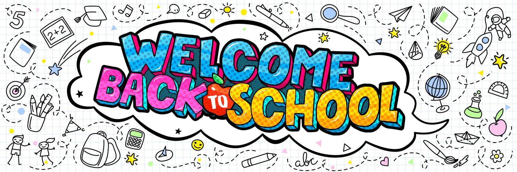 Welcome Back to School
