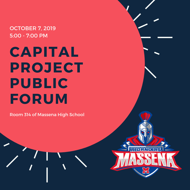 capital project public forum