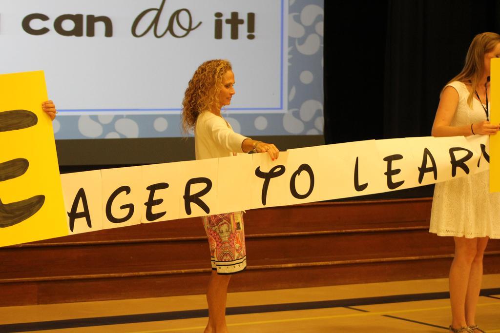 Positive Behavior Assembly