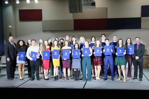2019 IB program recipients