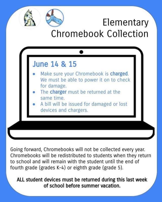 Chromebook collection