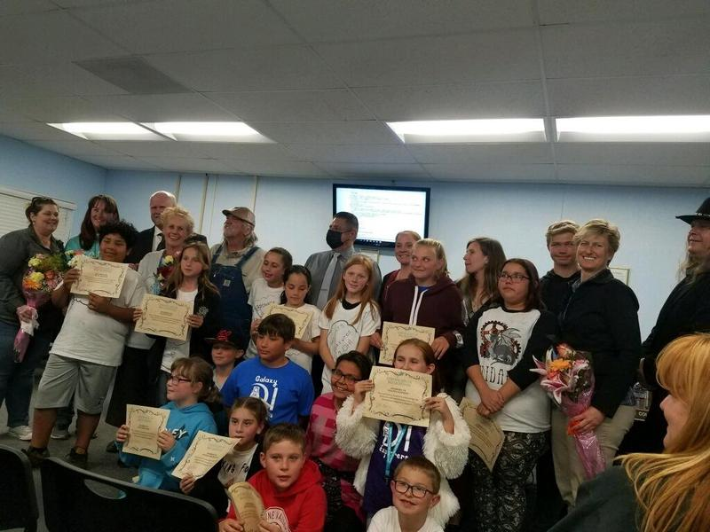 Destination Imagination Teams Commended By School Board, Superintendent Featured Photo