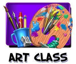 Art Class Information Featured Photo