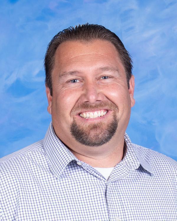 assistant principal joe patterson